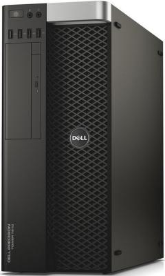 Компьютер DELL Precision T7810 Intel Xeon-E5-2620 v4 32Gb 1Tb + 256 SSD M4000 8192 Мб Windows 7 Professional черный 7810-0293