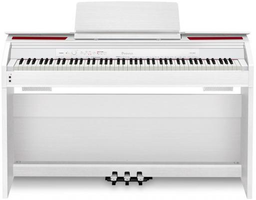 Цифровое фортепиано Casio Celviano PX-860WE 88 клавиш USB белый