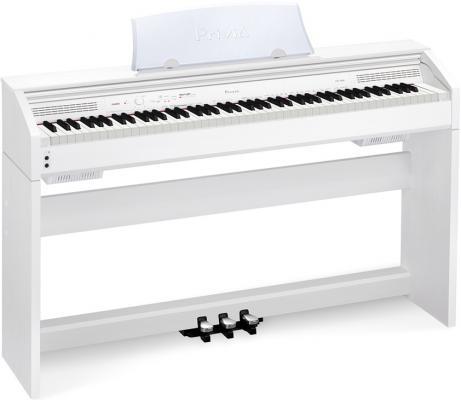 Цифровое фортепиано Casio Privia PX-760WE 88 клавиш USB белый