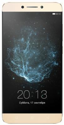 "Смартфон Leeco Le Max2 X820 золотистый 5.7"" 64 Гб LTE Wi-Fi GPS 3G 600406000011"