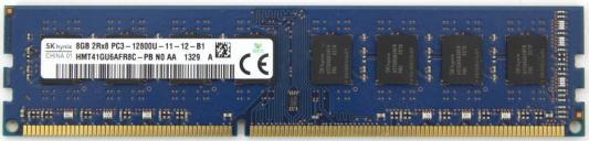 Оперативная память 8Gb PC3-12800 1600MHz DDR3 DIMM Hynix HMT41GU6DFR8A-PBN0 всеобщее чувство стыда