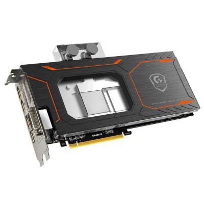 Видеокарта 8192Mb Gigabyte GeForce GTX1080 PCI-E GV-N1080XTREMEWB-8GD Retail