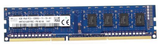 Оперативная память 4Gb PC3-12800 1600MHz DDR3 DIMM Hynix HMT451U6BFR8A-PBN0