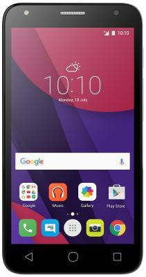 "Смартфон Alcatel OneTouch 5010D PIXI 4 серебристый 5"" 8 Гб Wi-Fi GPS 3G"