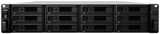 Сетевое хранилище Synology RS3617RPXS 12x2,5 / 3,5 рэковое сетевое хранилище rack nas lenovo e1012 64111b2
