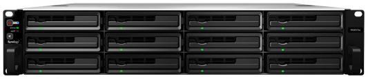 Сетевое хранилище Synology RS3617XS 12x2,5 / 3,5