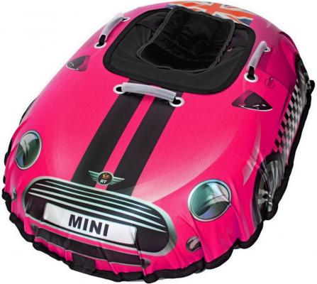 Тюбинг RT SNOW AUTO MINI до 120 кг розовый ПВХ 6051