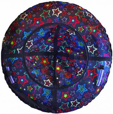 Тюбинг RT Звёзды до 120 кг разноцветный ПВХ