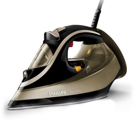 Утюг Philips GC4879/00 2800Вт чёрный philips shq3300lf 00