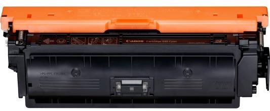 Картридж Canon CRG 040 C для Canon i-SENSYS LBP710Cx/LBP712Cx голубой 0458C001 toner for canon sensys 5050 ni sensys mf8030cn i sensys 8040cn crg 416bk laser toner refill kits cartridge fuses