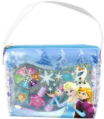 Игровой набор детской декоративной косметики Markwins Frozen в сумочке 10 предметов