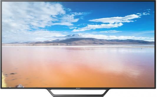 Телевизор SONY KDL-40WD653 серебристый sony kdl 40wd653 black телевизор