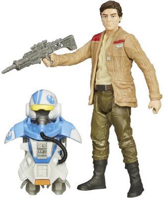 Игровой набор Hasbro Stars War фигурка 9,5 см с оружием + коллекционный корабль Звездных войн B3886 + B3929 чехол книжка боковой с окошком для htc one m9 boostar белый