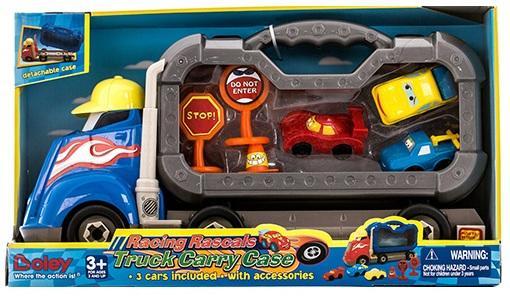 Игровой набор Boley Смелый гонщик разноцветный boley детям