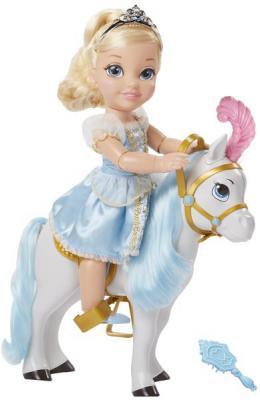 Кукла Disney Princess 35 см с животным и аксессуаром