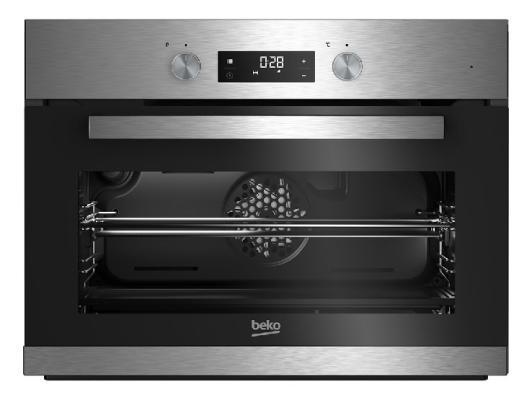 Электрический шкаф Beko BCM12300X серебристый