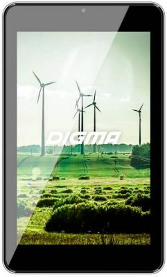 "Планшет Digma Optima 7302 A33 (1.5) 4C/RAM512Mb/ROM8Gb 7"" IPS 1280x800/Android 4.4/черный/0.3Mpix/0.3Mpix/WiFi/Touch/microSDHC 32Gb/minUSB"