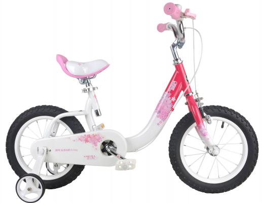 "Велосипед Royal baby Sakura 14"" розовый"
