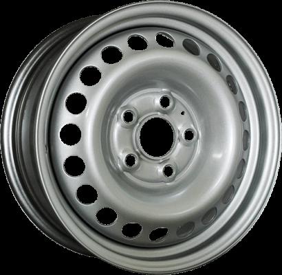 Диск ТЗСК Ford Focus 2 6xR15 5x108 мм ET52.5 Серебристый