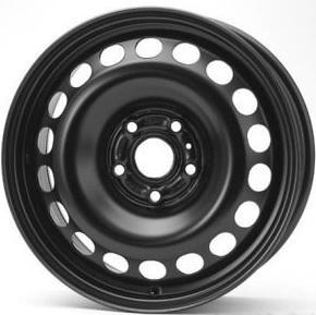 Диск ТЗСК Chevrolet Cruze/Opel Astra J 6.5xR16 5x105 мм ET39 Черный-глянец
