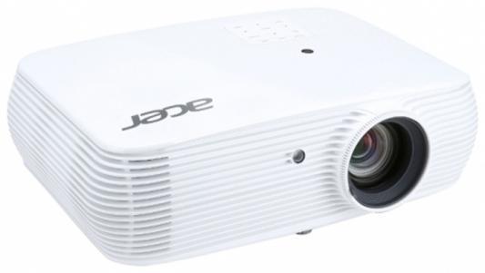 Проектор Acer A1200 1024x768 3200 люмен 20000:1 белый matsushita panasonic pt wx4200 проектор офис проектор разрешение xga 4100 люмен hdmi