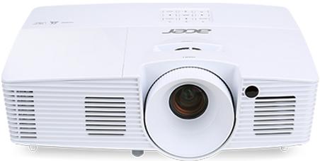 Проектор Acer X117H 800x600 3600 лм 20000:1 белый MR.JP211.001