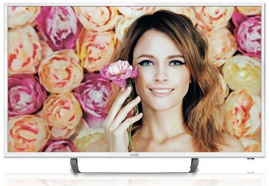 Телевизор BBK 24LEM-1037/T2C белый