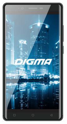 "Смартфон Digma CITI Z530 3G титан 5.5"" 4 Гб Wi-Fi GPS 3G CS5005MG"