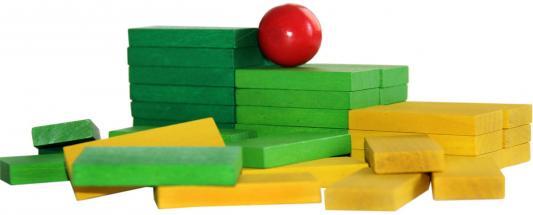 Конструктор Краснокамская игрушка К-05 Эффект домино 120 элементов игрушка домино счёт артикул д395