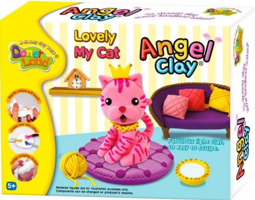 Масса для лепки Angel Clay Lovely my cat AA07021