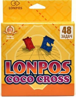 Головоломка LONPOS Coco Cross 48 от 6 лет lonpos48