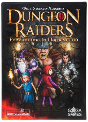 Настольная игра GaGa Games карточная Расхитители подземелий GG004 настольная игра расхитители подземелий dungeon raiders