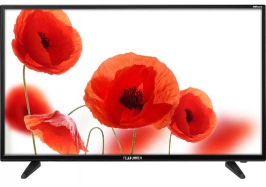 Телевизор Telefunken TF-LED28S25T2 черный