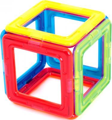 Купить Магнитный конструктор Magformers Квадраты 6 6 элементов 63086/701001, Магнитные конструкторы для детей