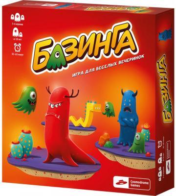 Настольная игра Cosmodrome Games карты Базинга