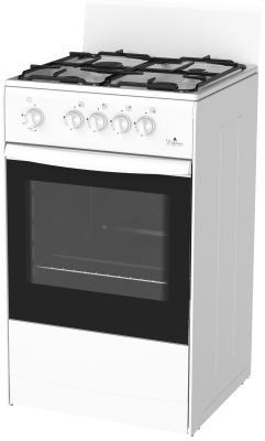 Газовая плита Darina S GM 441 001 белый