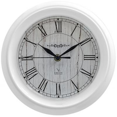 Часы настенные Вега П 6-7-31 белый вега вега п 6 7 7