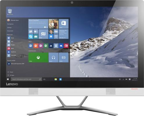 "Моноблок 23"" Lenovo IdeaCentre AIO 300-23ISU 1920 x 1080 Intel Core i5-6200U 4Gb 1Tb Intel HD Graphics 520 Windows 10 Professional белый F0BY00GQRK"