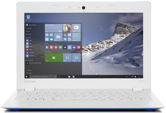 """Ультрабук Lenovo IdeaPad 100S-11IBY 11.6"""" 1366x768 Intel Atom-Z3735F 80R2003LRK"""