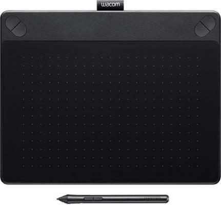 Графический планшет Wacom Intuos 3D черный CTH-690TK-N