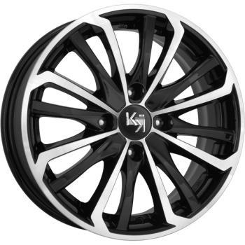 Диск K&K Рим (КС622) 6xR15 4x100 мм ET25 Алмаз черный 14383