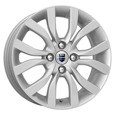 цена на Диск K&K Datsun (КС620) H2 6xR15 4x98 мм ET35 Сильвер