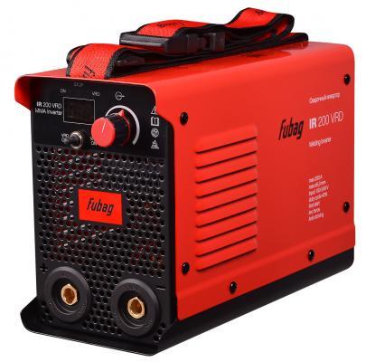 Аппарат сварочный Fubag IR 200 VRD набор fubag сварочный аппарат ir 220 дрель ударная dv13ssna