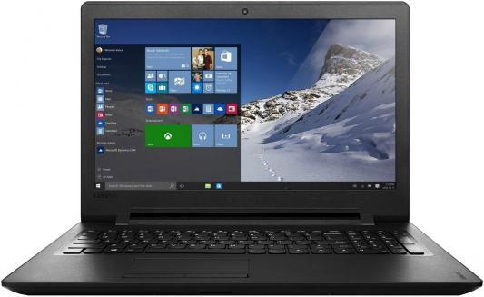 "Ноутбук Lenovo IdeaPad 110-15IBR 15.6"" 1366x768 Intel Pentium-N3710 80T700C5RK"