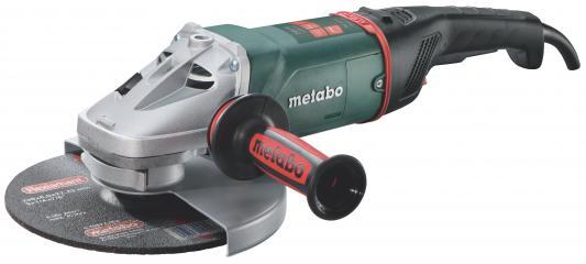 Углошлифовальная машина Metabo WE24-230MVT 230 мм 2400 Вт 606469000 углошлифовальная машина metabo we26 230