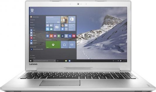 Ноутбук Lenovo IdeaPad 510-15 15.6 1920x1080 Intel Core i7-7500U 80SV0047RK ноутбук трансформер lenovo ideapad yoga 510