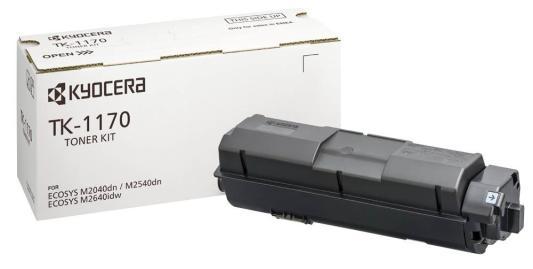 Картридж Kyocera TK-1170 для Kyocera M2040dn M2540dn M2640idw черный 7200стр