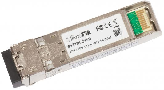 Трансивер Mikrotik S+31DLC10D