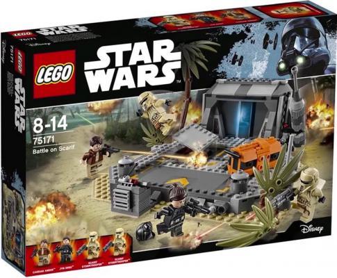 Конструктор Lego Star Wars: Битва на Скарифе 419 элементов