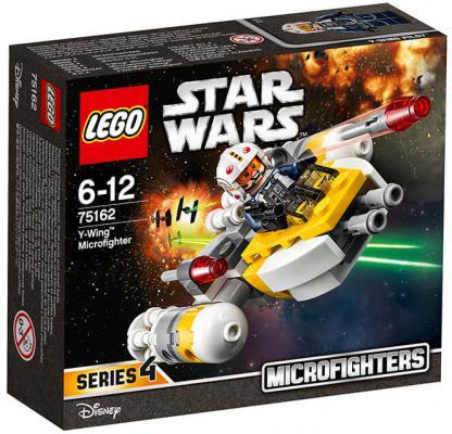 Конструктор LEGO Star Wars: Микроистребитель типа Y 75162